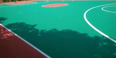 上海学校丙烯酸球场