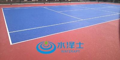 丙烯酸网球场面层