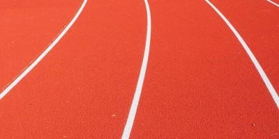 体育馆塑胶跑道施工