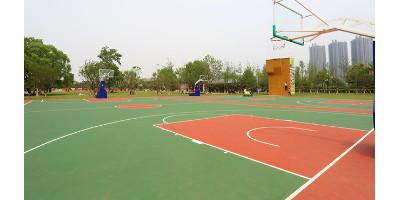 学校丙烯酸球场