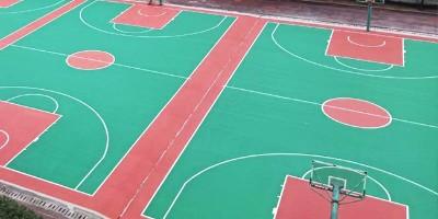贵州学校丙烯酸球场