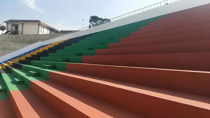福建学校丙烯酸球场