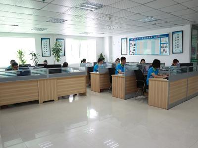 水泽士-办公环境